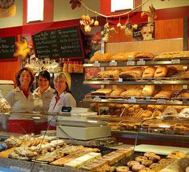 Bäckerei und Konditorei Gryphan